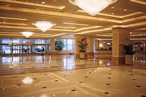 The Lobby at MGM Gold Strike Casino