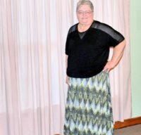lularoe maxi skirt 3X