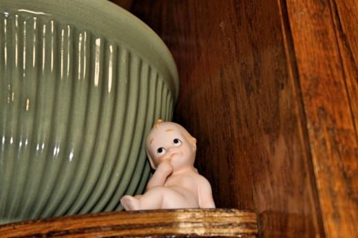 My first Kewpie Doll