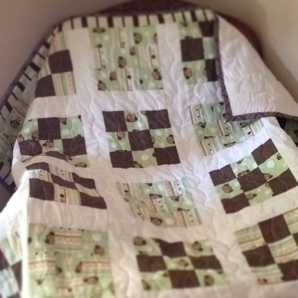 parkers baby quilt
