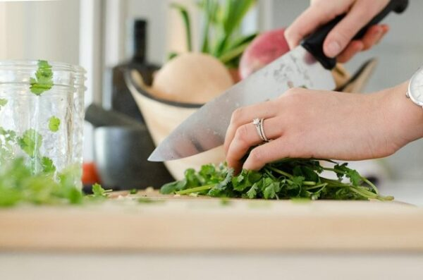 making yourself into the best cook possible