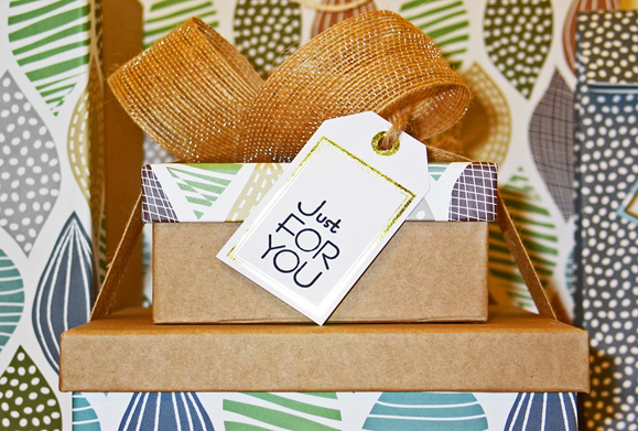 make gifts for your loved ones more personal