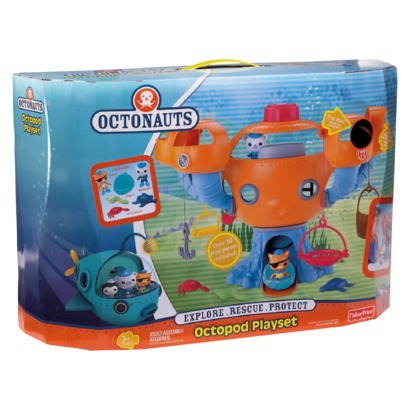 The Octopod Play Set by Fisher Price