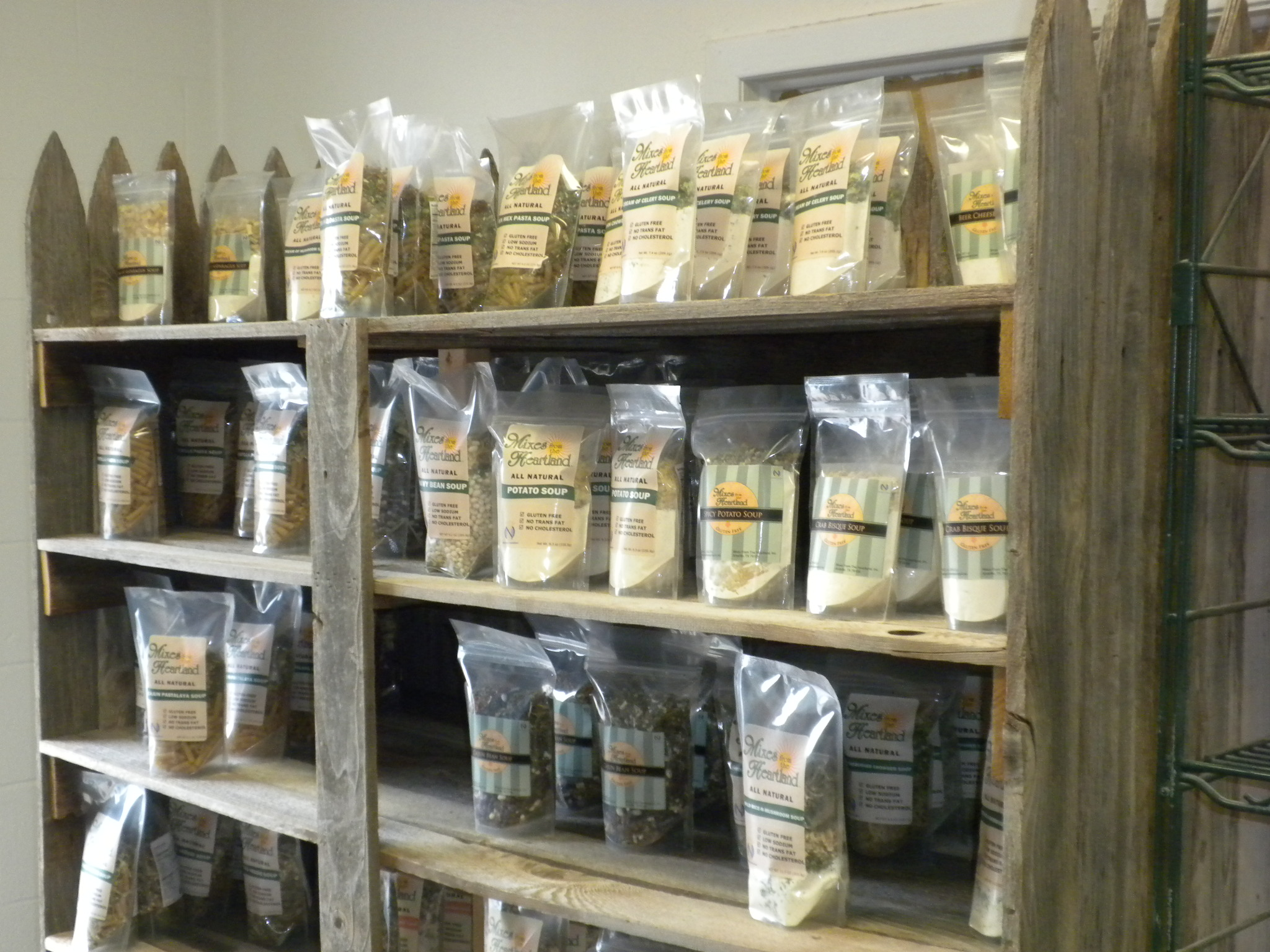 A Little Tour Of The Mixes From The Heartland Plant