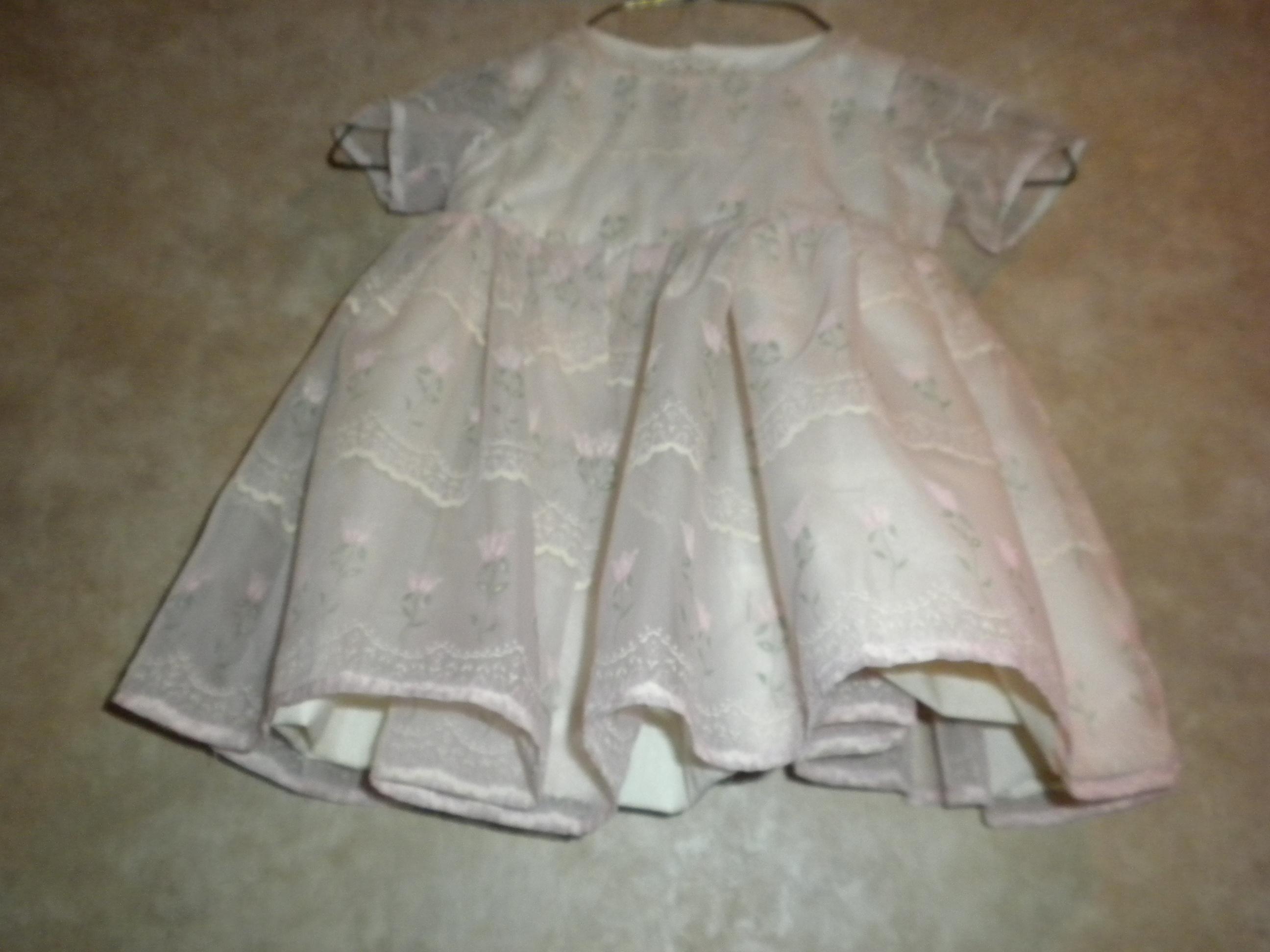 A New Dress For Amelia