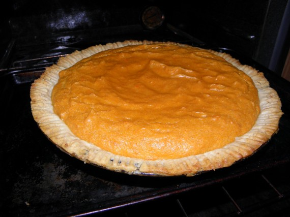 southern gluten free recipe, sweet potato pie, gluten free pie crust