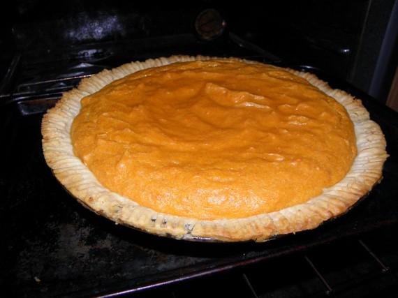 southern gluten free recipe, sweet potato pie, gluten free pie crust