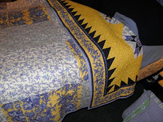 quilt, hand made
