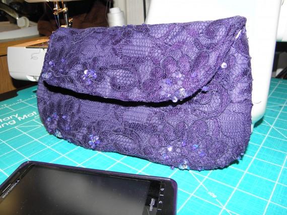 evening bag clutch