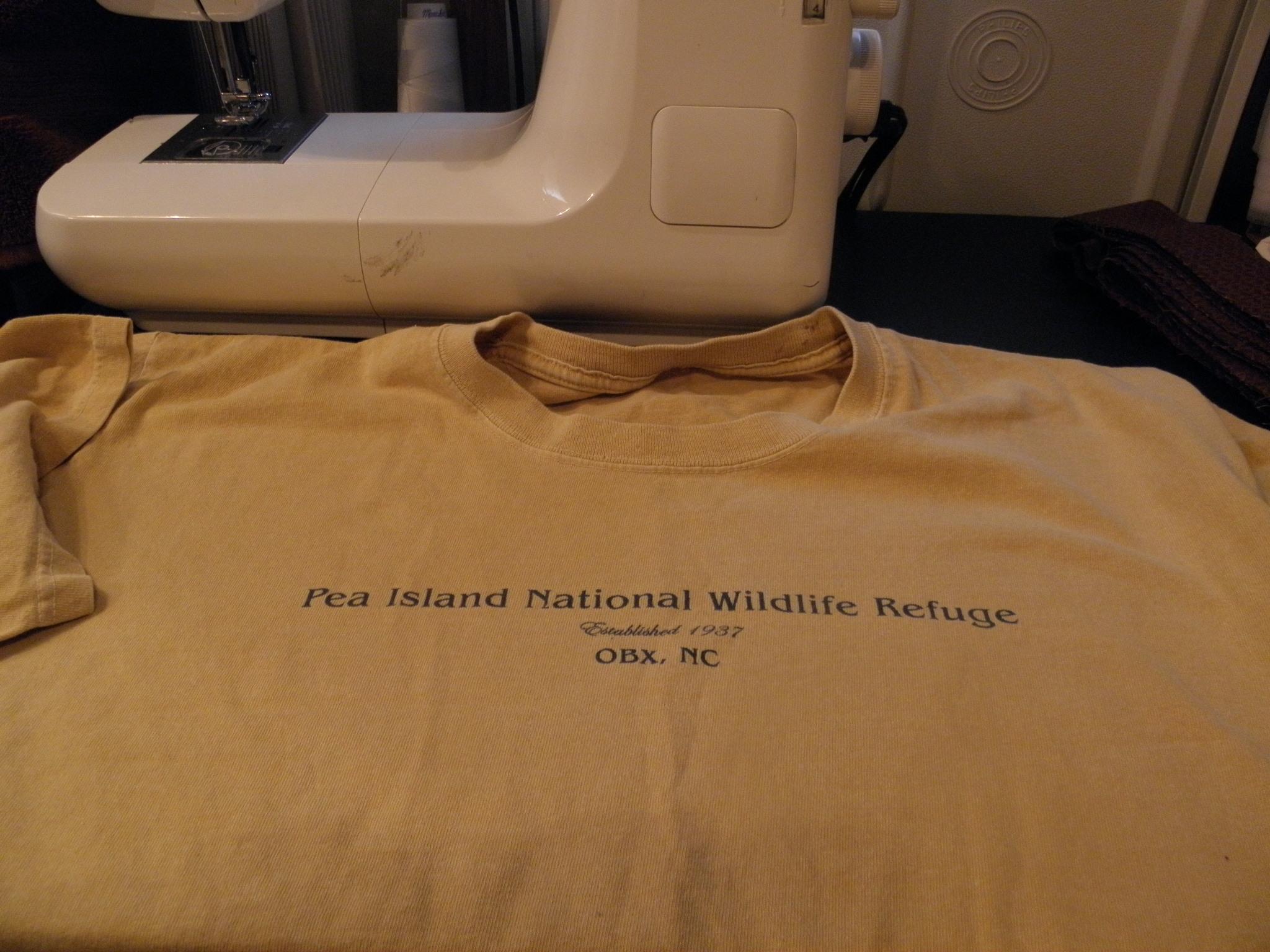 Making a T-Shirt Quilt Tutorial, Part 1