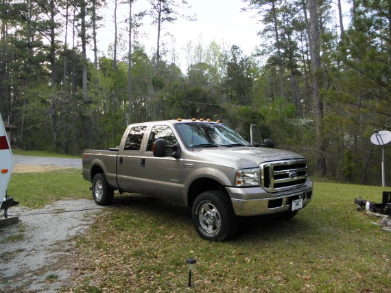 Ford 2006 pick up truck