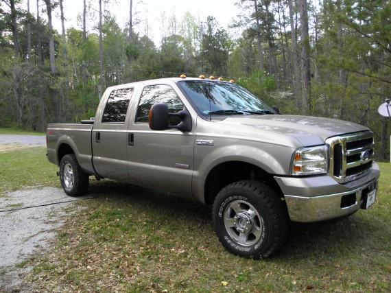 Ford F-250 diesel 2006