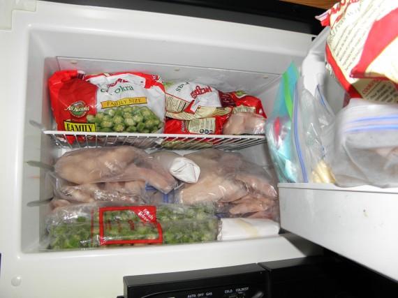 catfish fillets, okra
