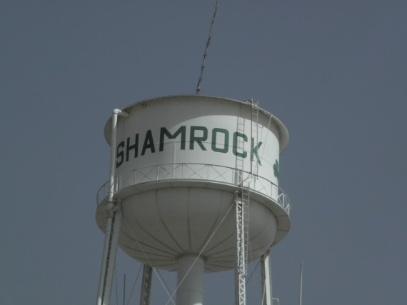 tallest water tower in Texas
