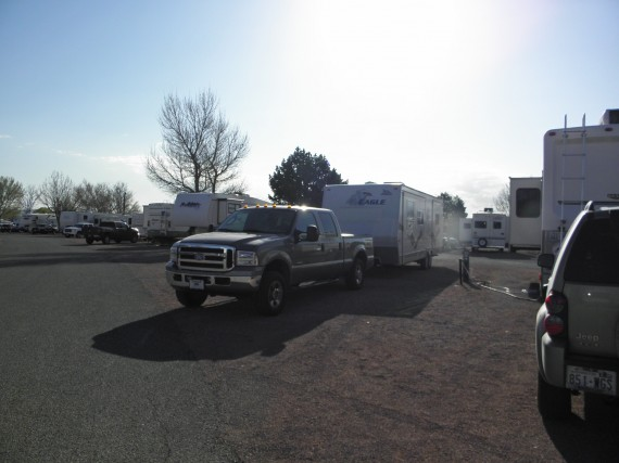 review of usa rv park gallup new mexico