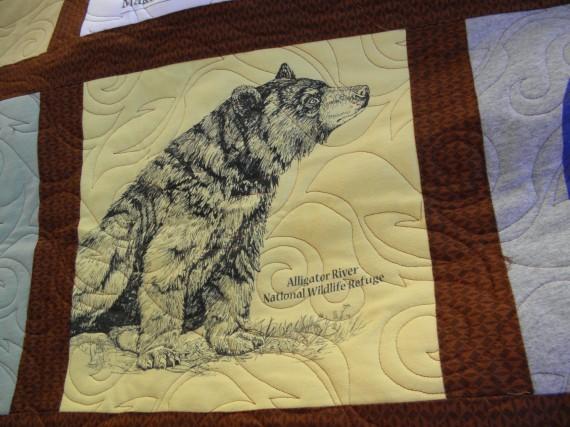 jorja hernandez did a fabulous job quilting this quilt
