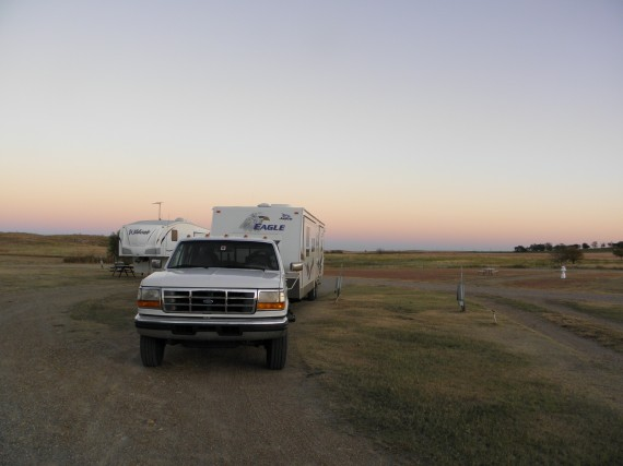 West 40 RV Park Shamrock Texas