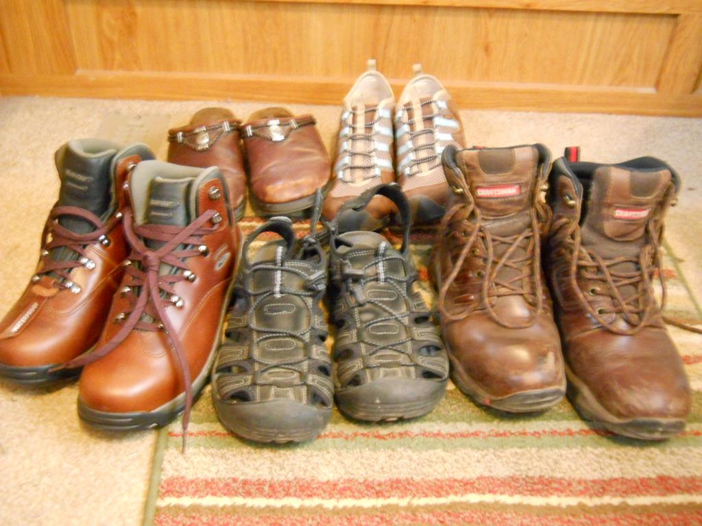 How Many Pairs Of Shoes Does One Grandma Need Fabgrandma