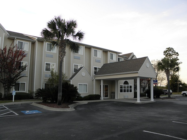 Motel Review: Microtel in Brunswick, Georgia