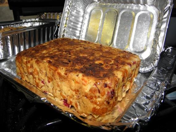gluten free cranberry tangerine bread recipe