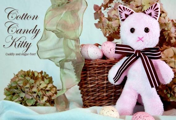 cotton candy kitty pattern