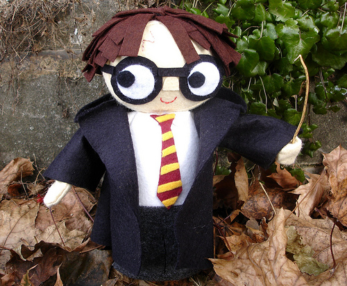 harry potter doll pattern