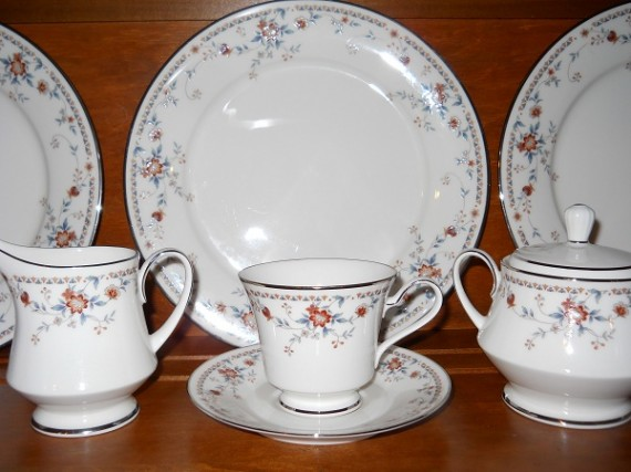 noritake adagia china