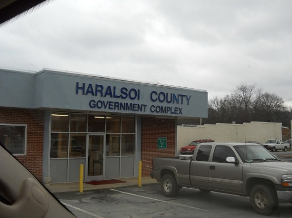 haralson county georgia government complex