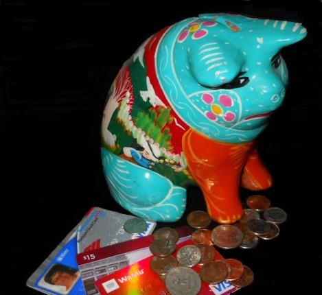 credit card debt, financial goals, paying off debt