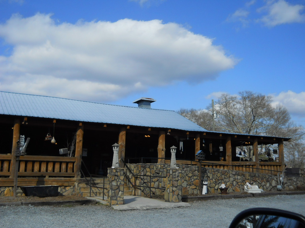 Out And About: Backwoods Steakhouse, Tallapoosa, Georgia