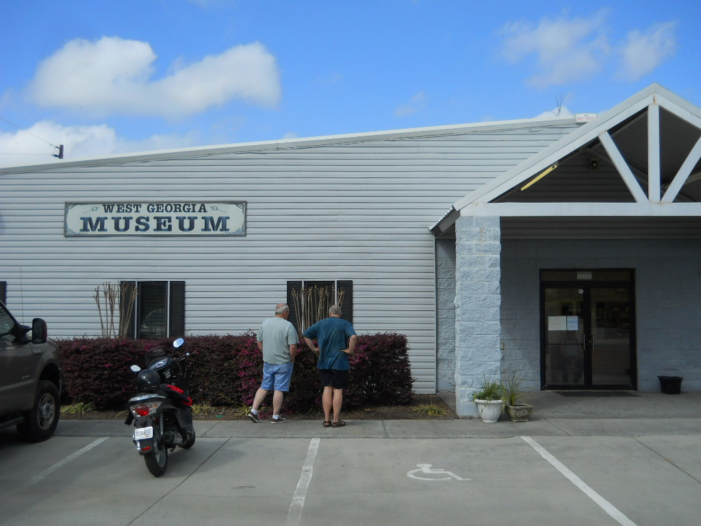 Out And About: West Georgia Museum In Tallapoosa