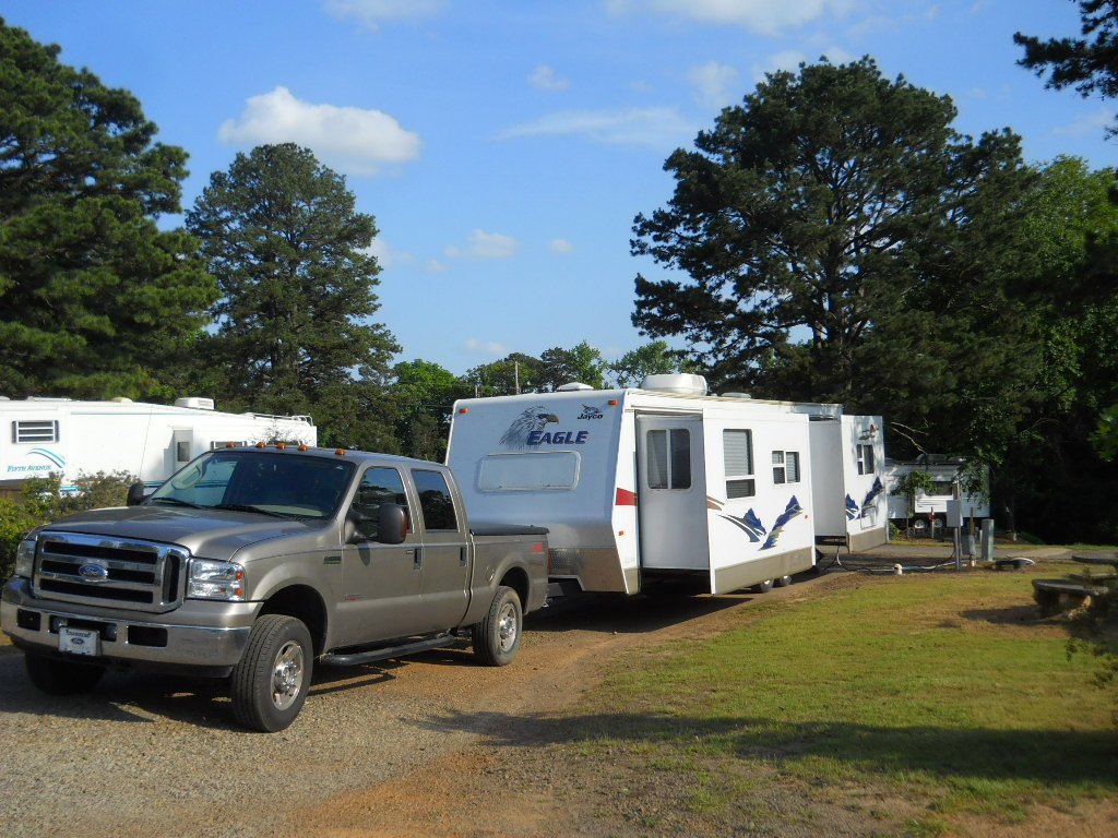 Campground Review: Mission RV Park, Russellville, Arkansas