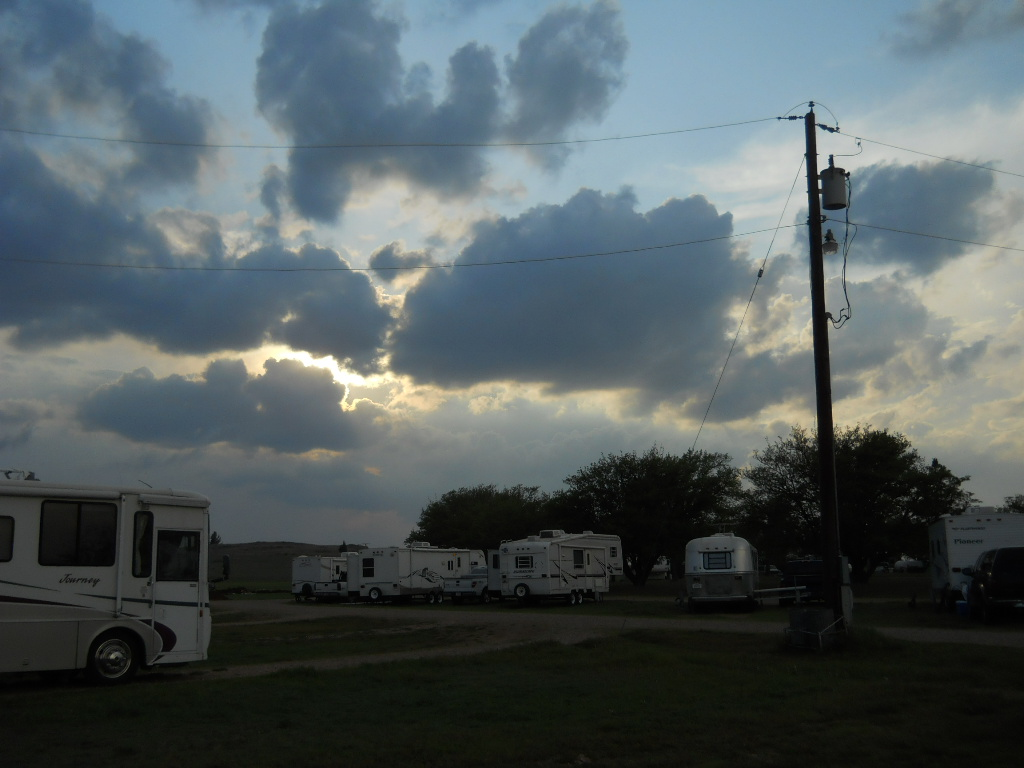 Campground Review: West 40 RV Park, Shamrock, Texas