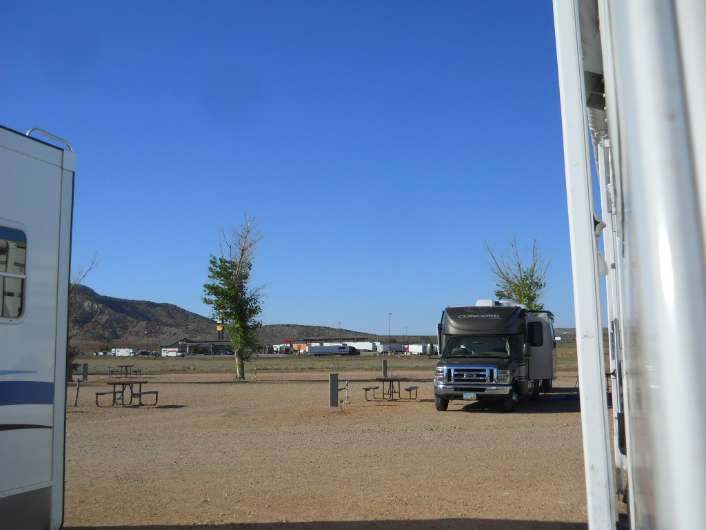 Campground Review: Mountain Road RV Park, Tucumcari, New Mexico