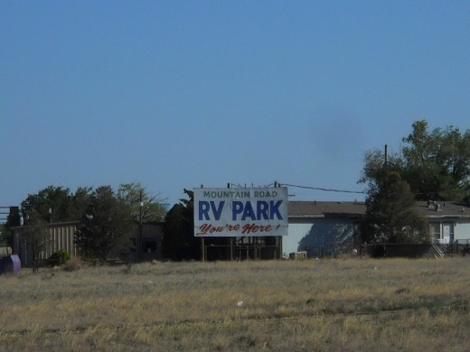 Campground Review Mountain Road RV Park Tucumcari New