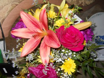 bouquet, flowers by post, flowers