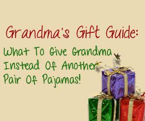 grandmas gift guide