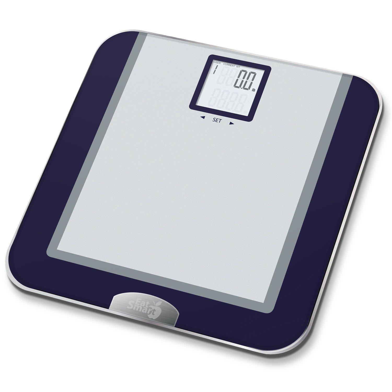 Review Bathroom Scales: Eat Smart Precision Tracker Digital Bathroom Scale Review