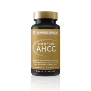 quality of life ahcc immune supplement