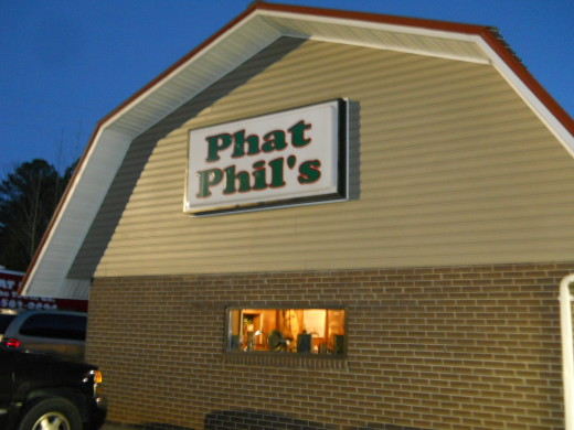 Phat Phil's in Temple, Georgia