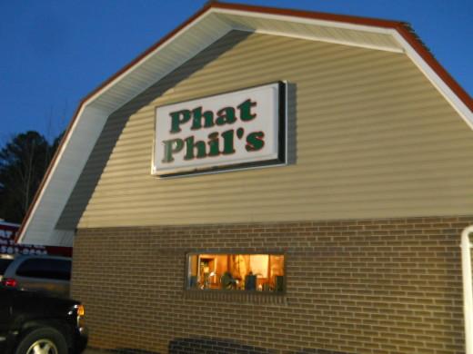 Phat Phil's in Temple, Georgia