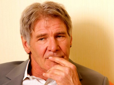 My fave actor, Harrison Ford