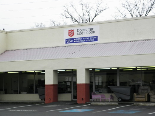 Salvation Army in Chatsworth
