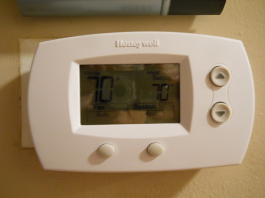 The new thermostat