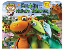 Buddy and the Nature Trackers