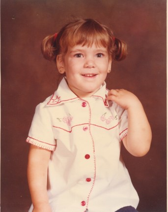 1976 11 rebecca age 3 years