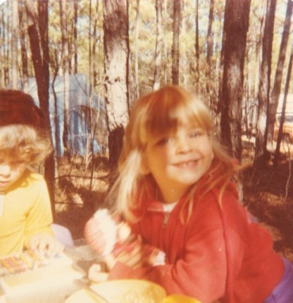 Camping in 1978