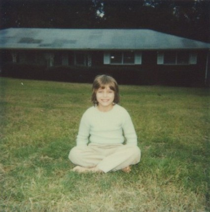 1983 sitting in the yard