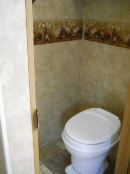 23 potty room
