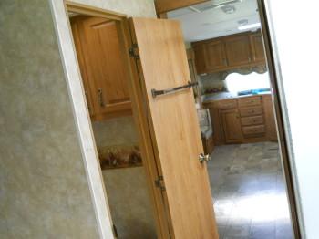 27 door to living area